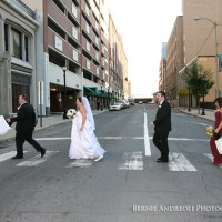 Abby Road Wedding Party