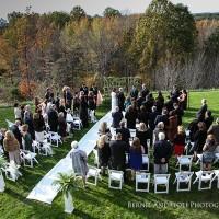 Outdoor Wedding at Glenmaura